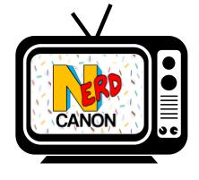 Nerd Canon Logo