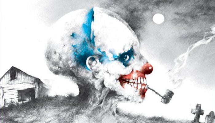 Scary Stories Skull